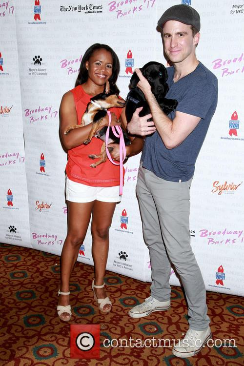 Nikki Renee Daniels and Gavin Creel 11