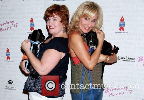 Mary Callanan and Judy Mclane 2