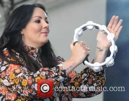 Martine Mccutcheon and Stargazer 3