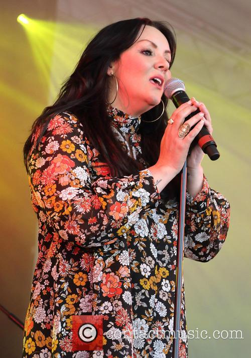 Martine Mccutcheon and Stargazer 10