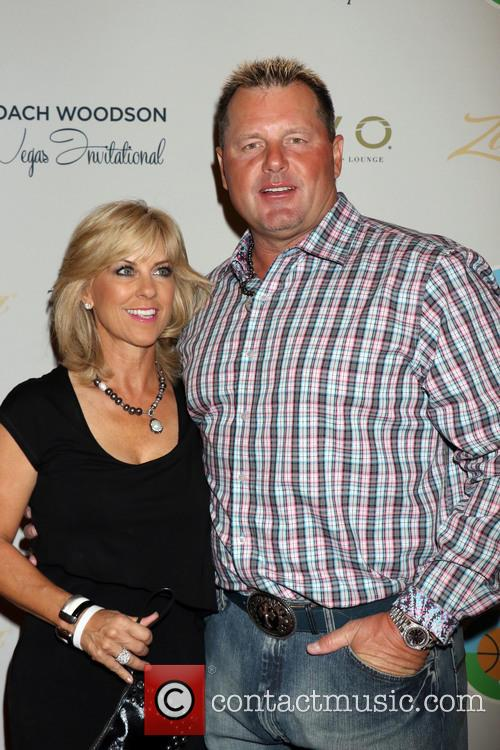 Roger Clemens and Debbie Clemens 2