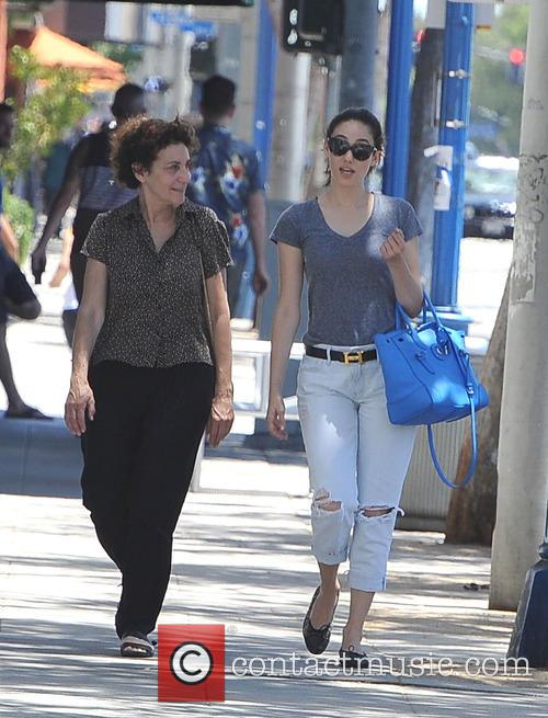 Emmy Rossum and Cheryl Rossum 4