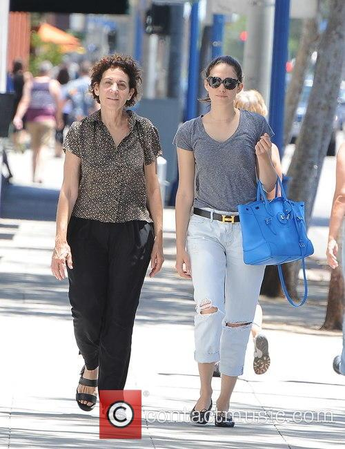 Emmy Rossum and Cheryl Rossum 9