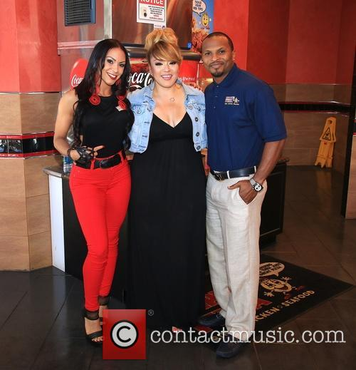 Soulfia King, Cece and Eric King 6