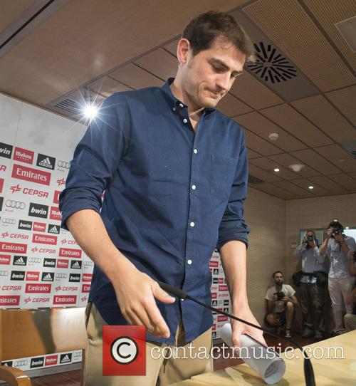 Real Madrid and Iker Casillas 2