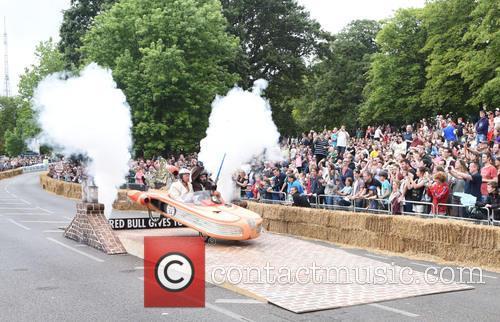 The Redbull Soapbox Race 3