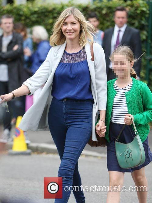 Wimbledon, Lisa Faulkner, Billie Coghill and Tennis 5