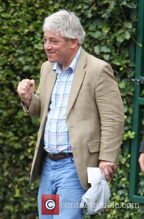 Wimbledon, John Bercow and Tennis 6
