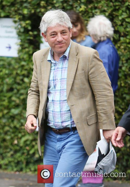 Wimbledon, John Bercow and Tennis 8