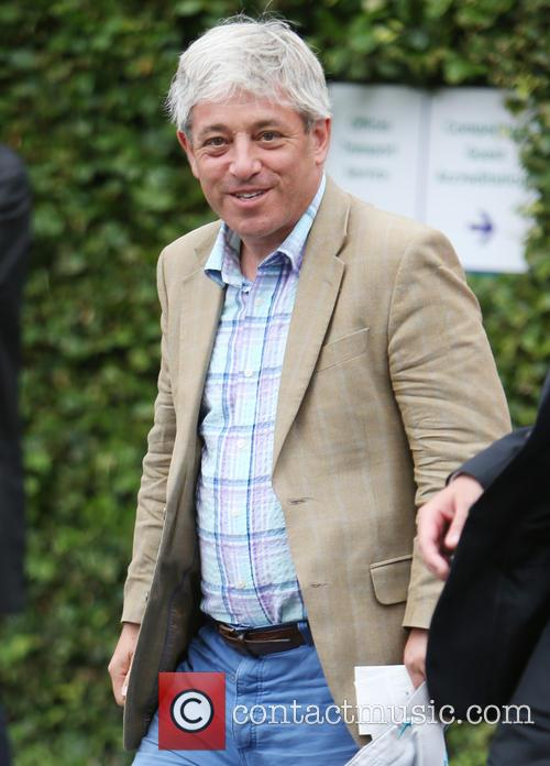 Wimbledon, John Bercow and Tennis 1