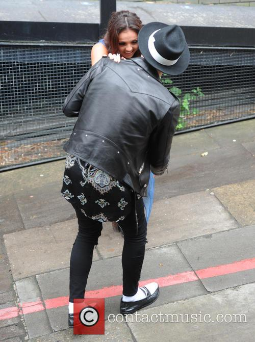 Jesy Nelson and Jake Roche 5
