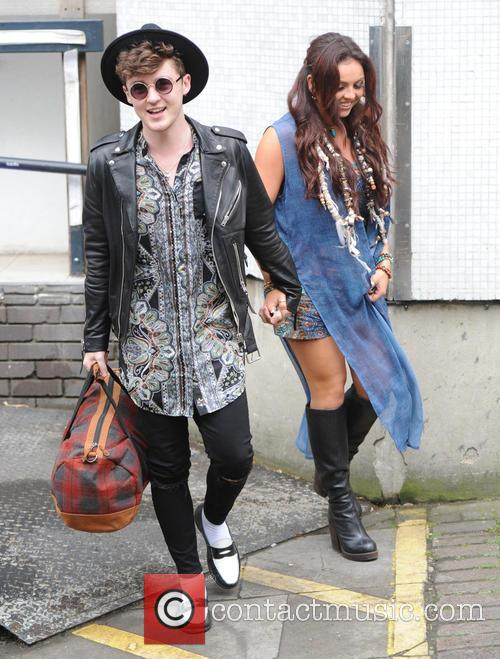 Jesy Nelson and Jake Roche 8
