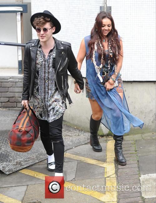 Jesy Nelson and Jake Roche 9