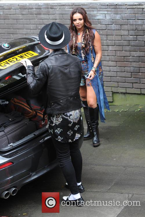 Jesy Nelson and Jake Roche 11