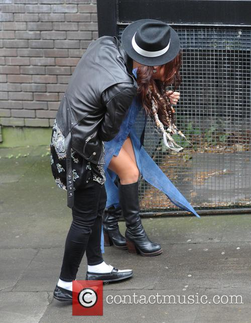 Jesy Nelson and Jake Roche 2