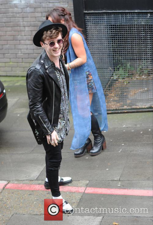 Jesy Nelson and Jake Roche 3