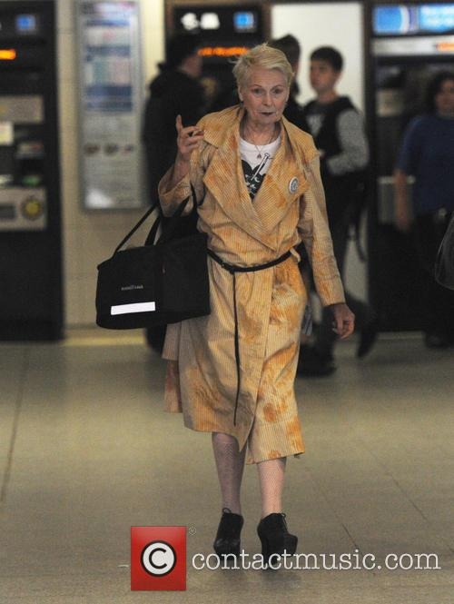 Dame Vivienne Westwood 4