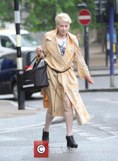 Dame Vivienne Westwood 7