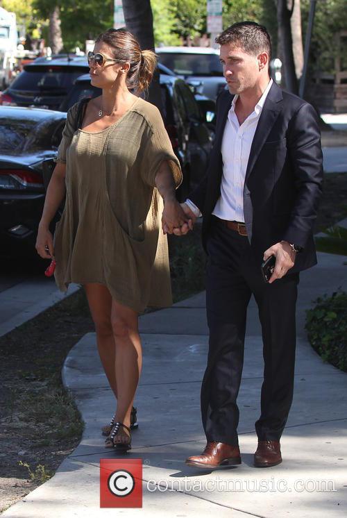 Elisabetta Canalis and Brian Perri 7