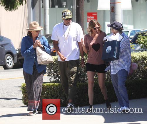 Ellen Pompeo and Chris Ivery 2