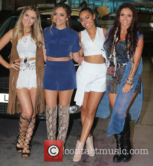 Little Mix, Leigh-anne Pinnock, Jade Thirlwall, Jesy Nelson and Perrie Edwards 1