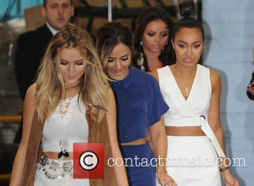 Perrie Edwards, Leigh-anne Pinnock, Jesy Nelson. and Jade Thirlwal 3