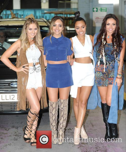 Jade Thirlwall, Perrie Edwards, Leigh-anne Pinnock and Jesy Nelson 2