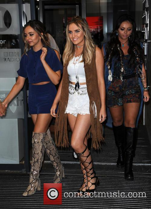 Perrie Edwards, Jesy Nelson and Little Mix 8