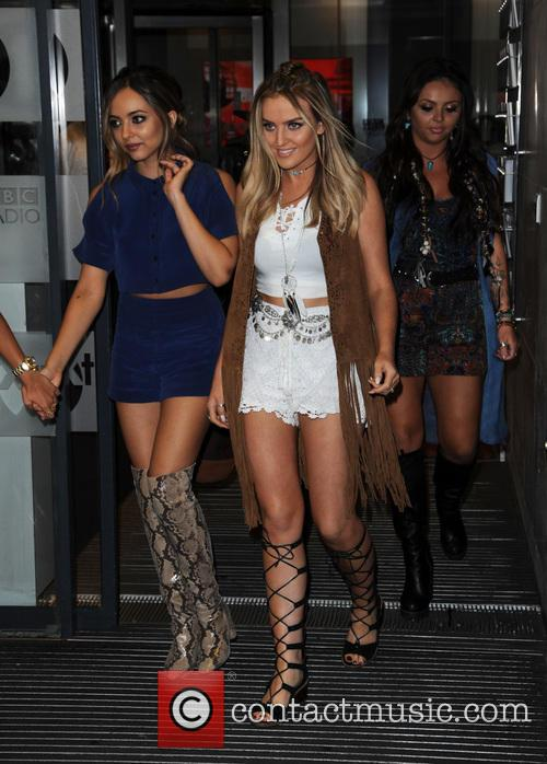 Perrie Edwards, Jesy Nelson and Little Mix 10