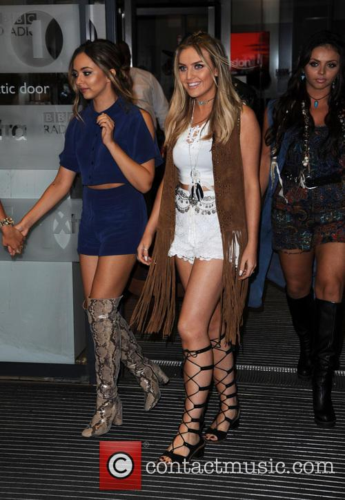 Perrie Edwards, Jesy Nelson and Little Mix 1