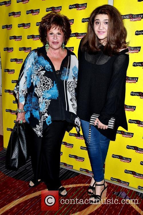 Lainie Kazan and Isabella Blue Armijo 3