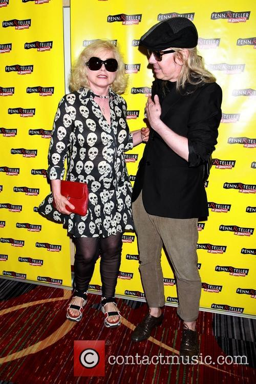 Debbie Harry and Miss Guy 2