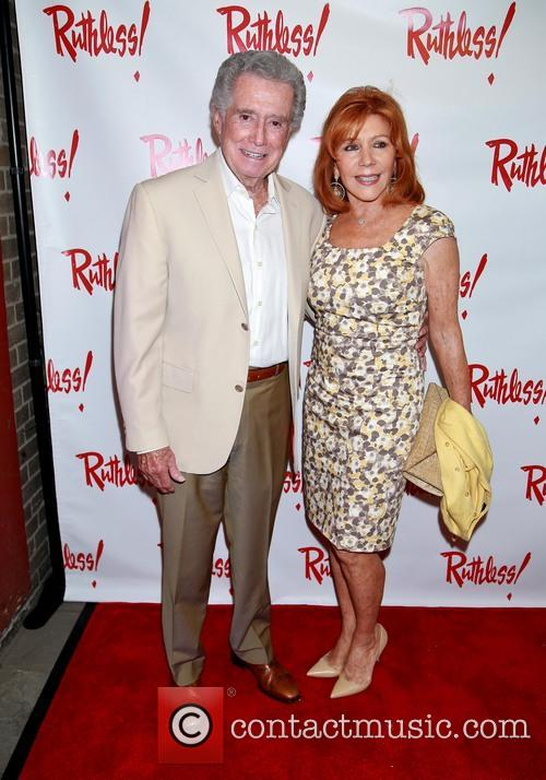 Regis Philbin and Joy Philbin 3
