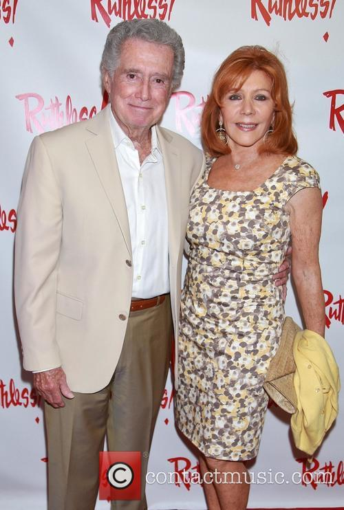 Regis Philbin and Joy Philbin 4