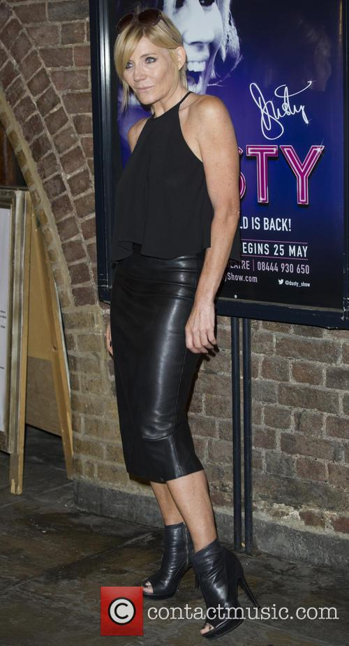 'Dusty Springfield' VIP night at Charing Cross theatre