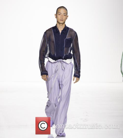 Cfda New York Men's, Fashion Week, Duckie Browne and Catwalk 8