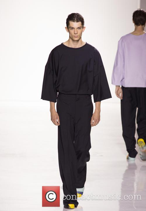 Cfda New York Men's, Fashion Week, Duckie Browne and Catwalk 10