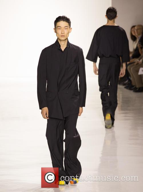 Cfda New York Men's, Fashion Week, Duckie Browne and Catwalk 11