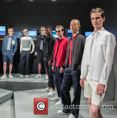 Men's Fashion Week, New York City and Timo Weiland Presentation 3