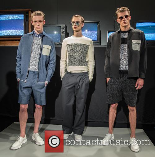 Men's Fashion Week, New York City and Timo Weiland Presentation 5