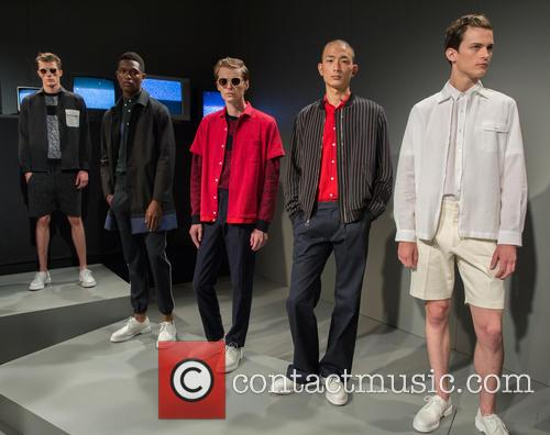 Men's Fashion Week, New York City and Timo Weiland Presentation 7