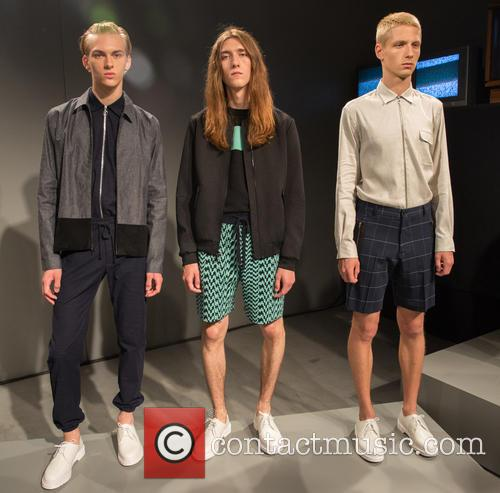 Men's Fashion Week, New York City and Timo Weiland Presentation 8