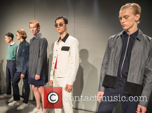 Men's Fashion Week, New York City and Timo Weiland Presentation 9