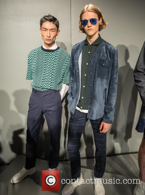 Men's Fashion Week, New York City and Timo Weiland Presentation 10