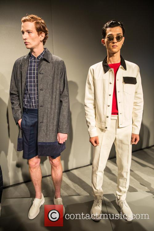 Men's Fashion Week, New York City and Timo Weiland Presentation 11