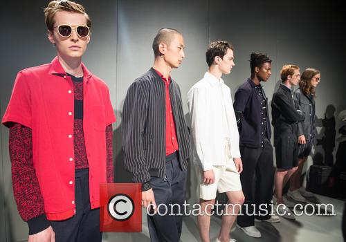 Men's Fashion Week, New York City and Timo Weiland Presentation 1