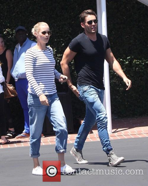 Claire Holt and Nick Hounslow 4