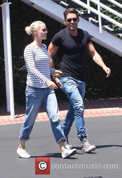Claire Holt and Nick Hounslow 6