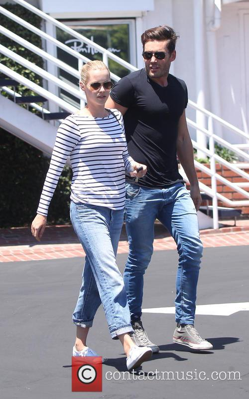 Claire Holt and Nick Hounslow 9