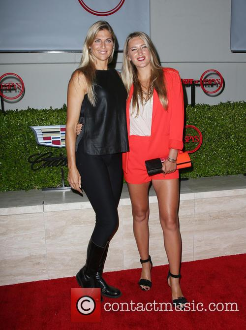Gabrielle Reece and Victoria Azarenka 3